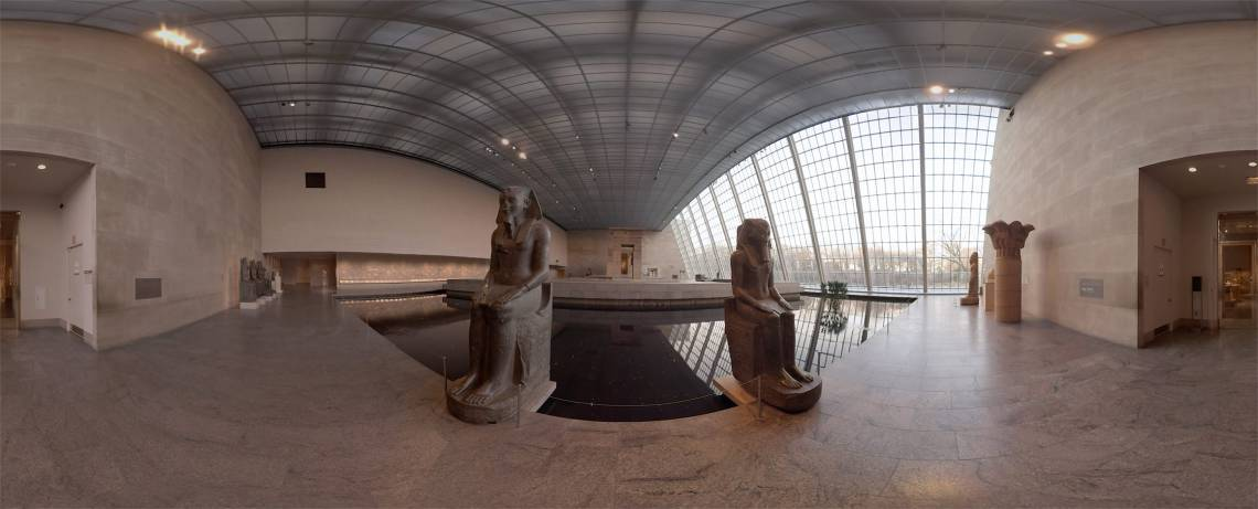 O Museu Metropolitano de Nova York produz diversos conteúdos virtuais