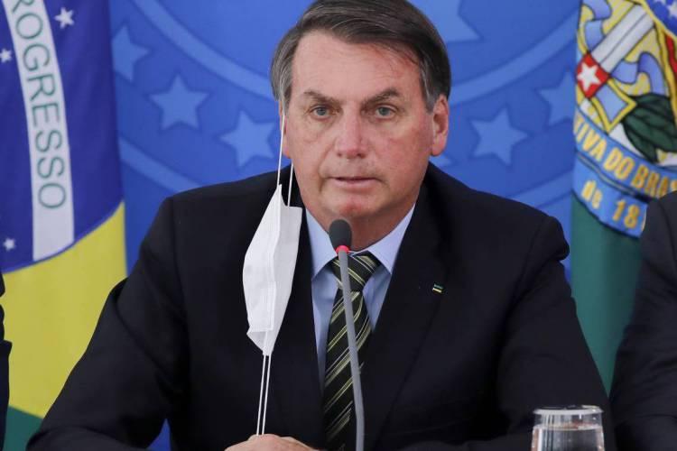 Aliados de Bolsonaro disseram que não foi apresentada uma justificativa oficial para o cancelamento (Foto: Sergio LIMA / AFP)