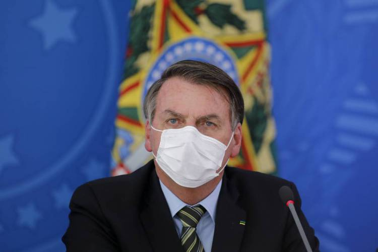 Jair Bolsonaro (Foto de Sergio LIMA / AFP) (Foto: Sergio LIMA / AFP)
