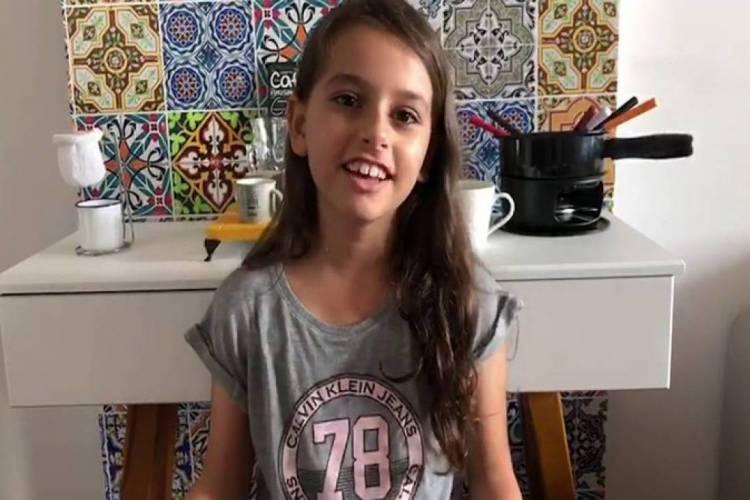 Aninha Dantas, que faria festa de 10 anos neste sábado (Foto: Acervo pessoal)