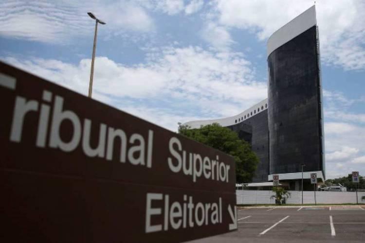 Fachada do TSE, em Brasília (Foto: ARQUIVO)