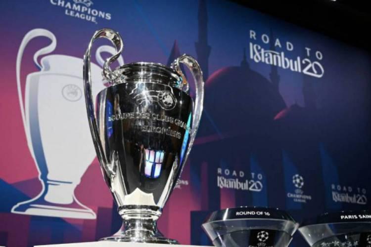 Liga dos Campeões será retomada em agosto  (Foto: Fabrice Coffrini/AFP)