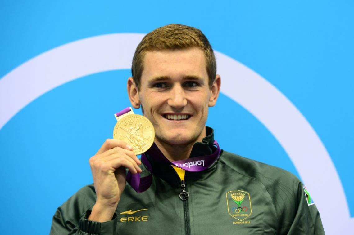 Nadador foi medalhista de ouro em Londres 2012