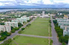 Brasília em março