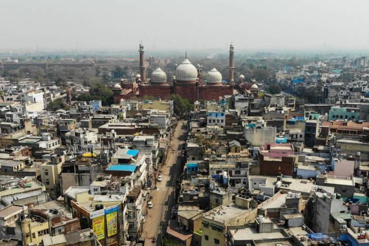 O jornalista morava na Índia e lutava para ser admitido em um hospital. (Foto: Jewel SAMAD / AFP)