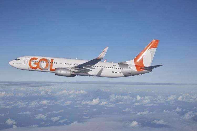 A Gol Linhas Aéreas vai de 700 para 245 voos por dia (Foto: Divulgação/Gol Linhas Aéreas)