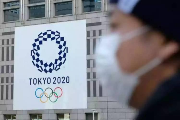 Os Jogos Olímpicos de Tóquio foram adiados por conta da pandemia e deverão ocorrer de 23 de julho a 8 de agosto de 2021 (Foto: AFP)