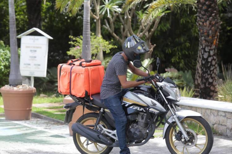 Deliveries funcionarão em Fortaleza durante o isolamento social
