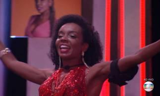 Thelma comemorou sua Festa do Líder, embalada por sucessos do samba
