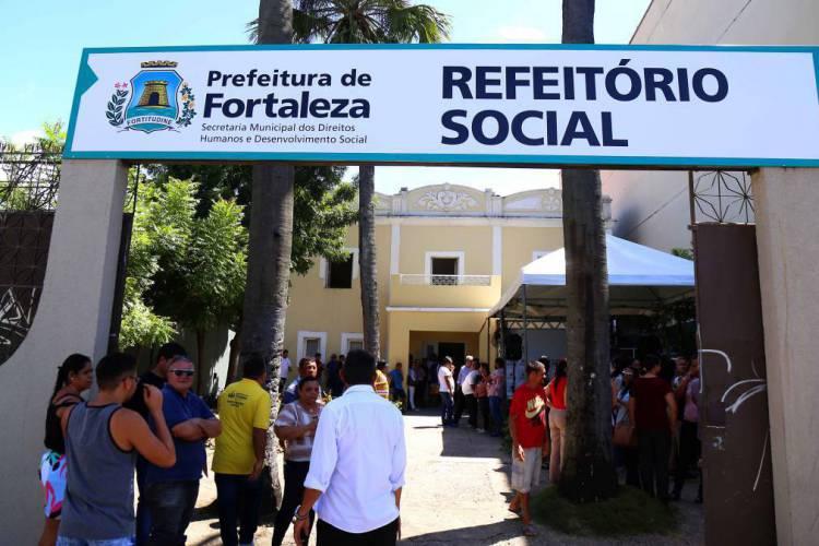 Todas as unidades voltadas para atendimento assistencial às pessoas em situação de rua na Cidade continuam funcionando, por meio da SDHDS (Foto: Thiago Gaspar)