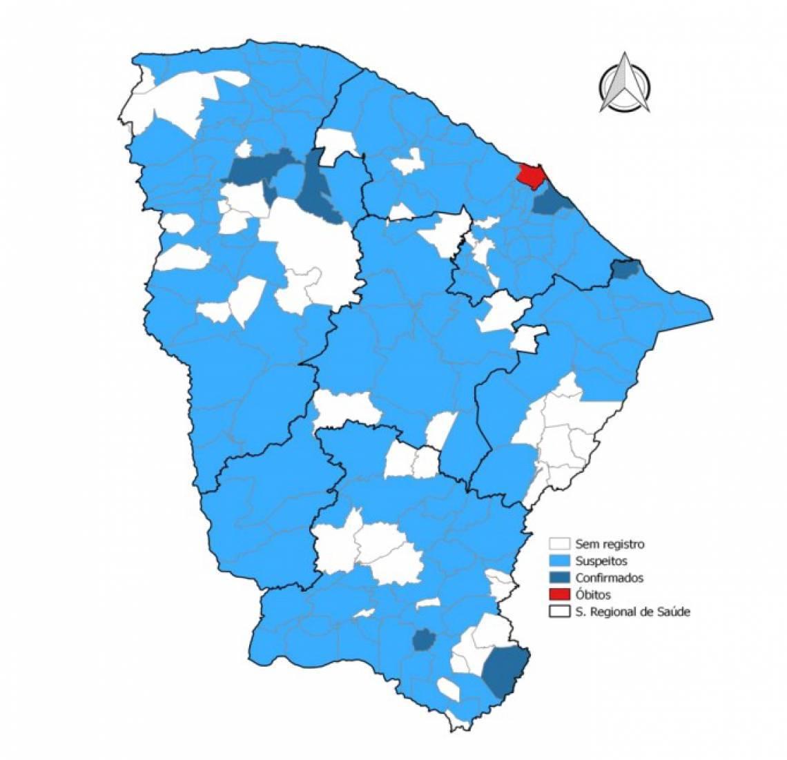 Coronavirus No Ceara 4 129 Casos Suspeitos Estao Em Investigacao