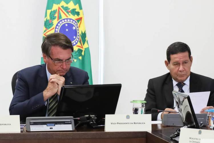 O comentário foi feito em município do Mato Grosso (Foto: Isac Nóbrega/PR)