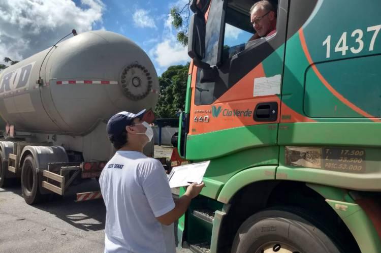 Sest Senat reforça atenção aos caminhoneiros durante a pandemia