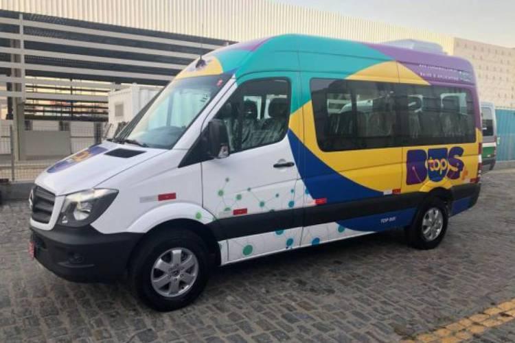 Serviço Top Bus+ funciona desde o início de dezembro do ano passado (Foto: DIVULGAÇÃO)