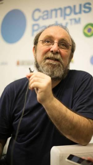 São Paulo- SP- Brasil- 04/02/2015- Dr. Miguel Nicolelis (Foto: Luciana Aldegani/ Campus Party Brasil)