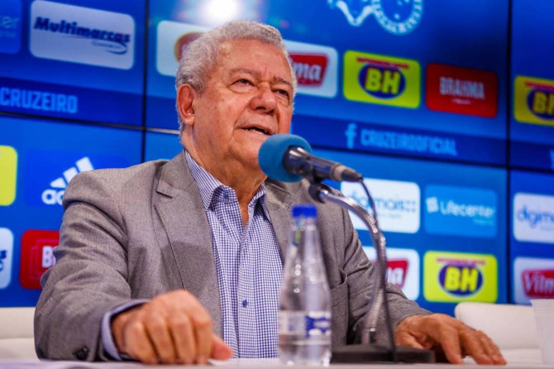 Dalai Rocha é o presidente em exercício no Cruzeiro
