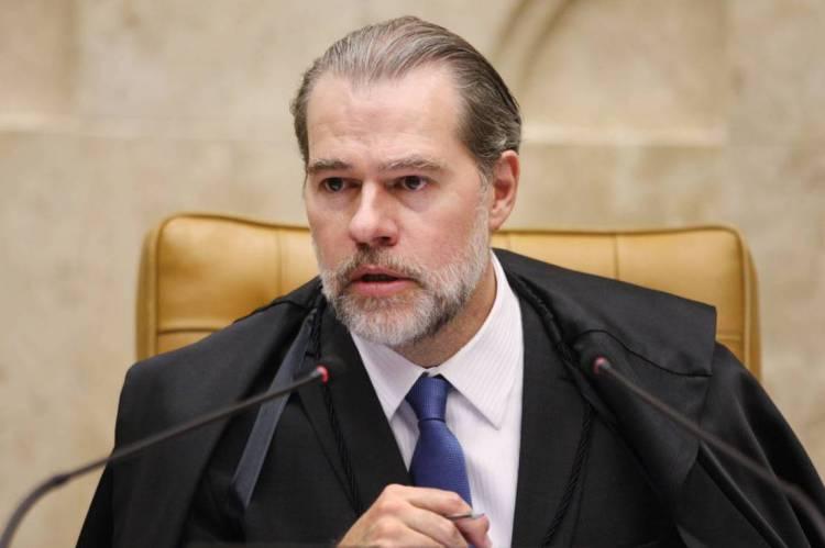 Dias Toffoli, presidente do STF e do CNJ