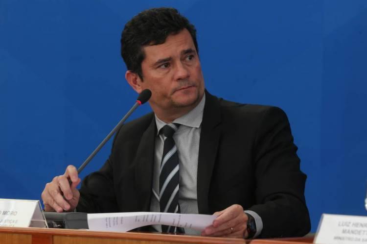 Ministro da justiça Sérgio Moro pede demissão do cargo
