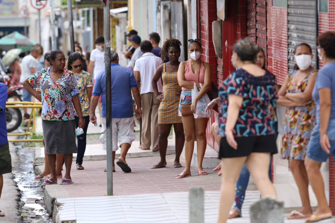 Casos confirmados de coronavírus no Ceará seguem aumentando