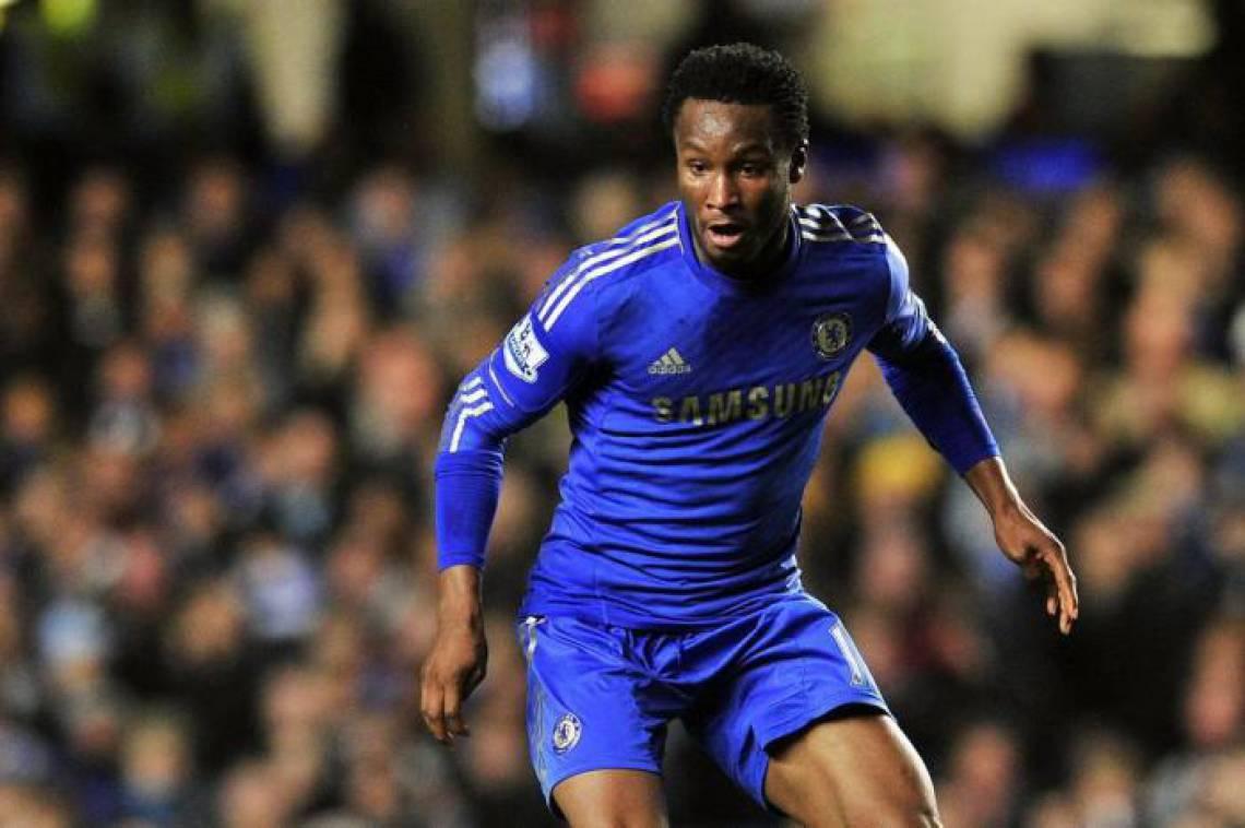 Nigeriano tem passagem de uma década pelo Chelsea, da Inglaterra