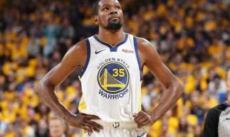 Kevin Durant, do Golden State Warriors, vai participar do torneio com outros craques