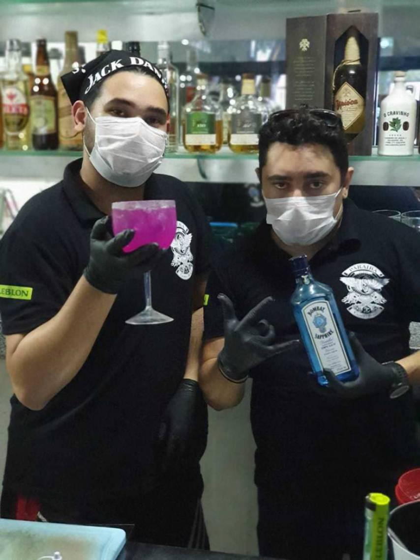 Comandados pelos bartenders Tonca e Leandro Bernardino, vídeos serão disponibilizados no Instagram @paraiba.bar