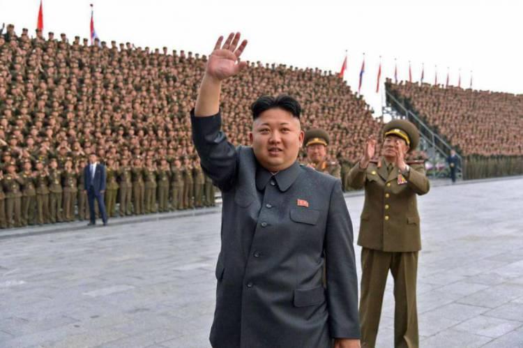 Presidente da Coreia do Norte, Kim Jong-un