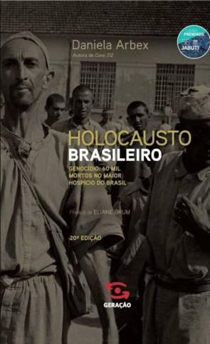 "Capa de ""Holocausto Brasileiro"""