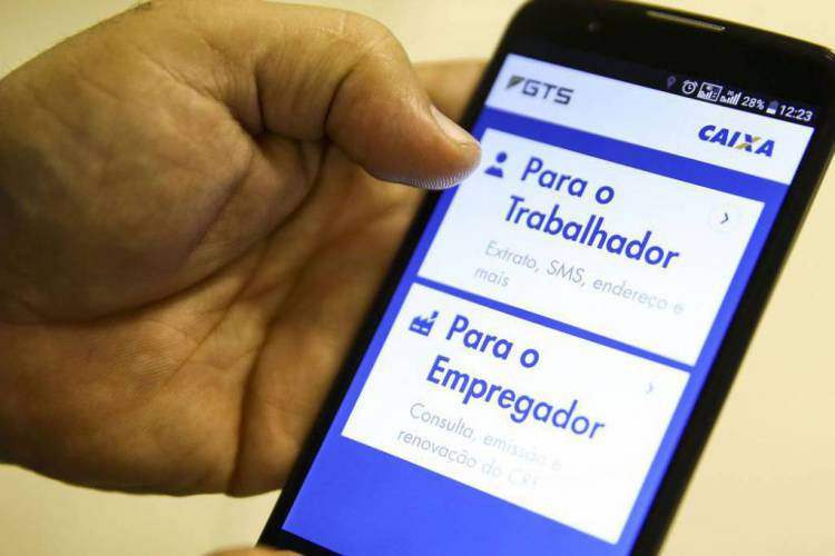 O próprio aplicativo avaliará se o trabalhador cumpre os cerca de dez requisitos exigidos pela lei para o recebimento da renda básica (Foto: Marcelo Camargo/Agência Brasil)