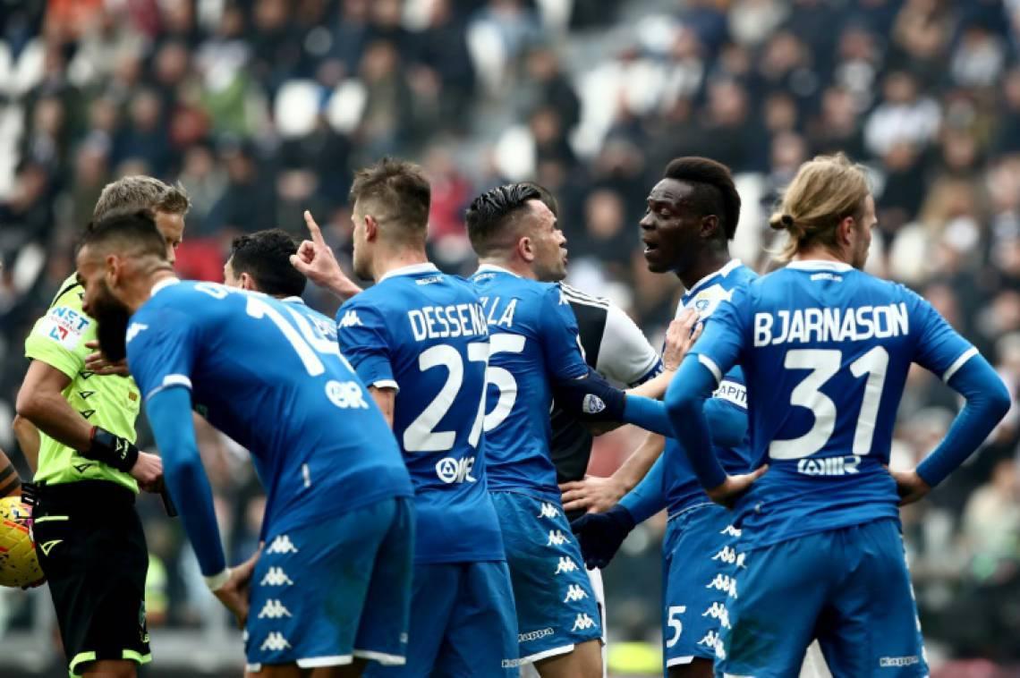 Brescia é o time de Mario Balotelli