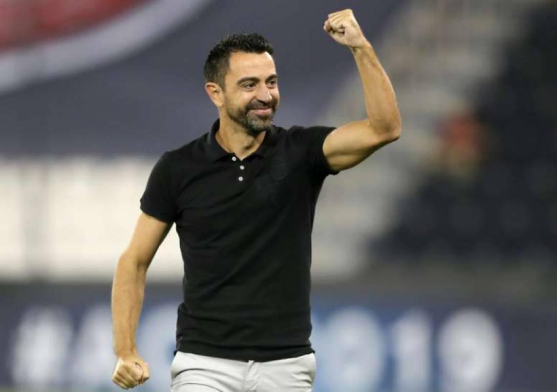 Ex-jogador, Xavi é o atleta que mais vezes atuou com a camisa do Barcelona