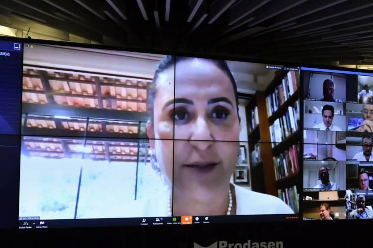 Senador Kátia Abreu (PDT-RO) foi a relatora do projeto