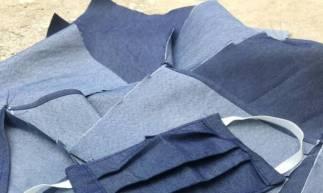 A Santana Textiles reforça que o uso das máscaras não elimina ou diminui os outros cuidados como higiene e distanciamento (Foto: Divulgação)
