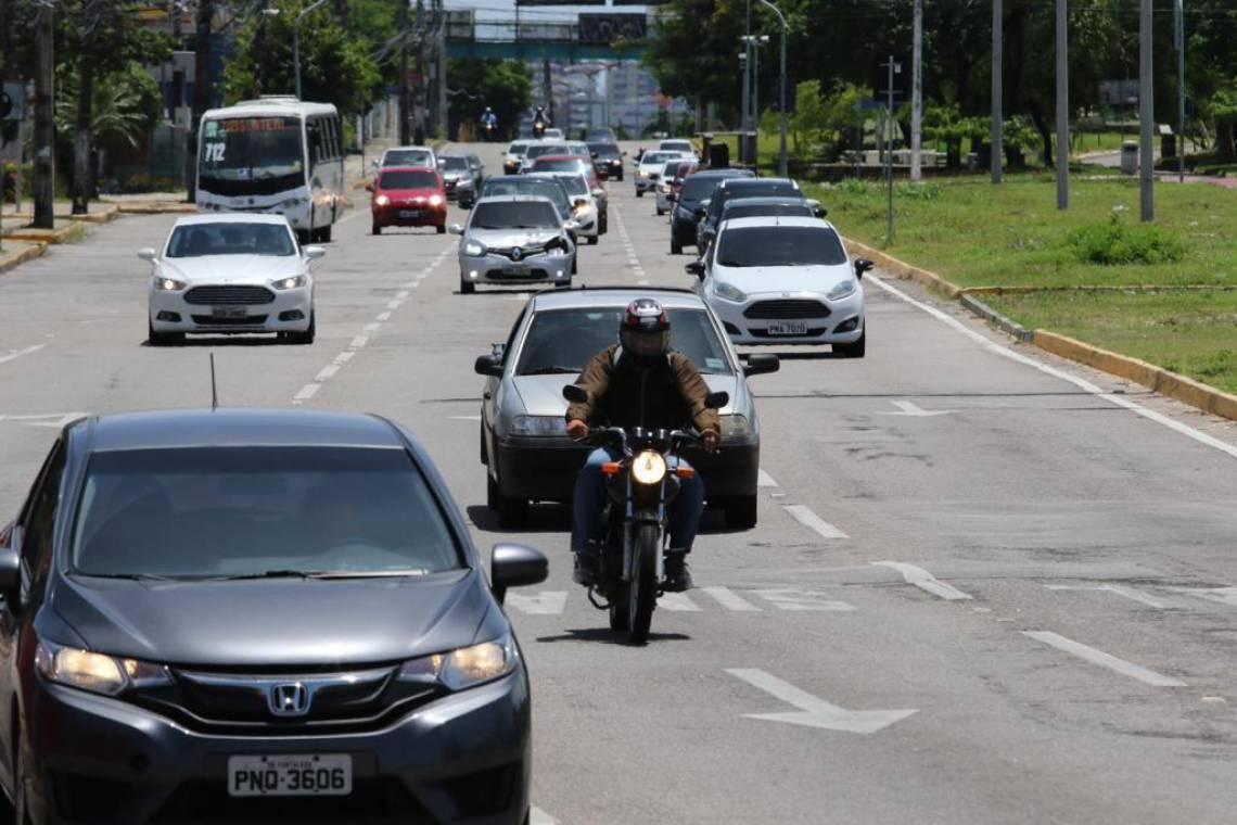 Mais de 9 mil pedidos de restituição da diferença do seguro DPVAT 2020 já foram registrados no Ceará (Foto: Fábio Lima)