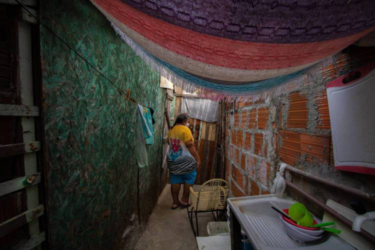 Plano de ações engloba pessoas em situação de rua e moradores de comunidades pobres (Foto: BEATRIZ BOBLITZ)