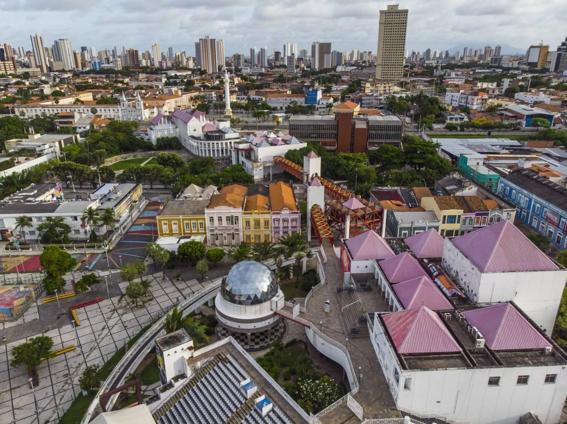 A programação do aniversário do aparelho cultural do Ceará será dividida em três dias a partir desta quinta-feira, 30