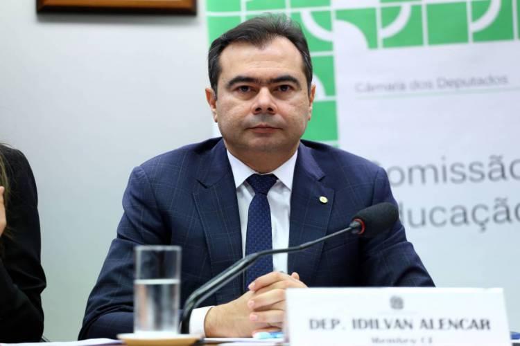 Idilvan Alencar, deputado federal, foi o sétimo entrevistado da Rádio O POVO CBN entre os possíveis prefeituráveis às eleições 2020 (Foto: Vinícius Loures/Câmara dos Deputados)