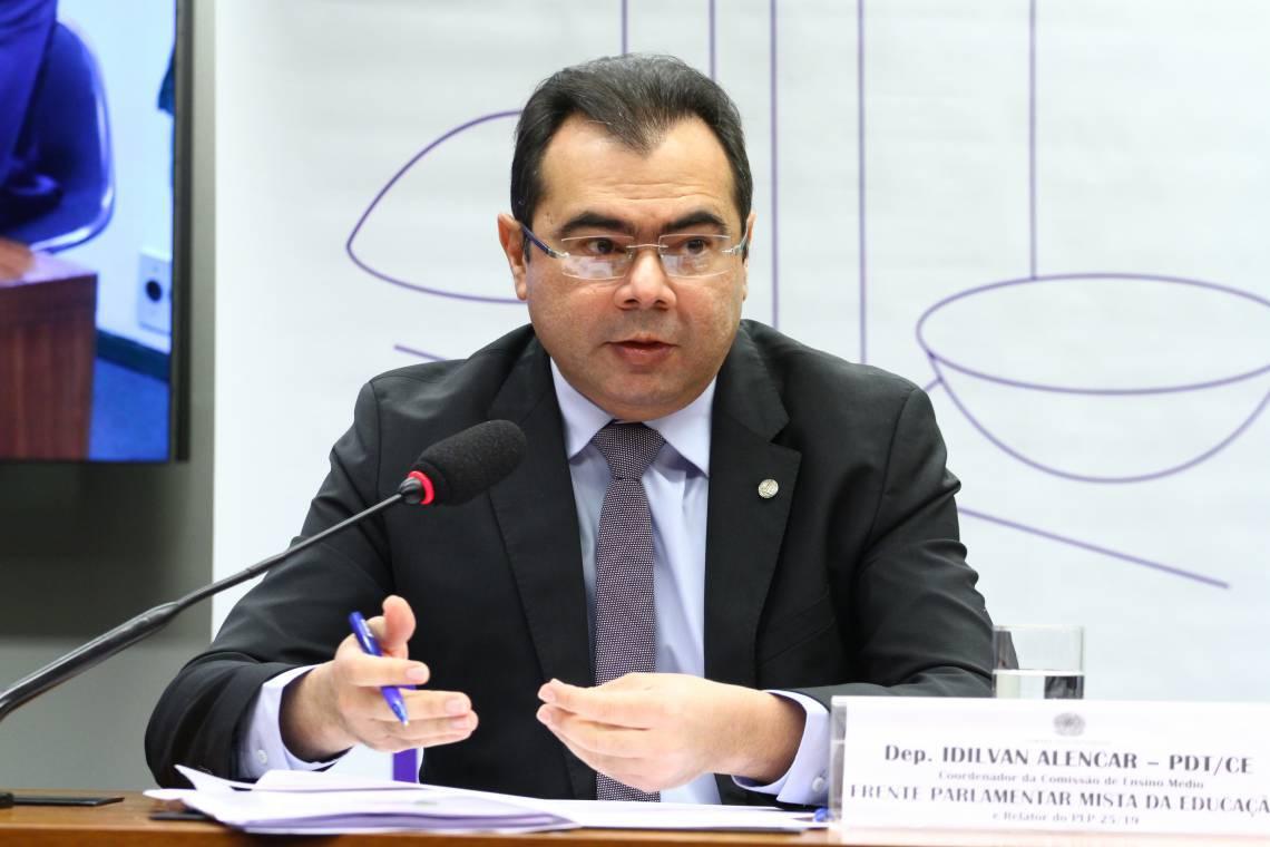 DEPUTADO Idilvan Alencar (PDT)
