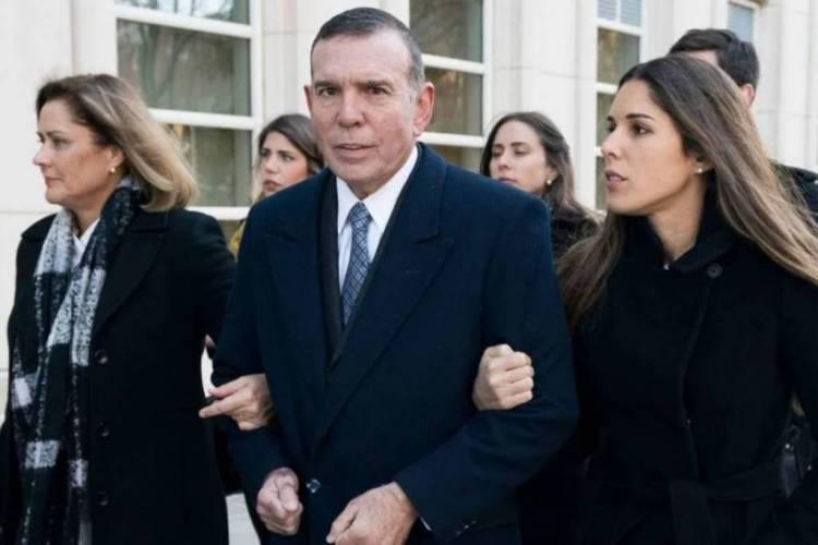 Juan Ángel Napout teve o pedido de liberdade negado (Foto: AFP)