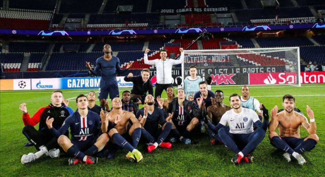 Jogadores do PSG provocaram Haaland