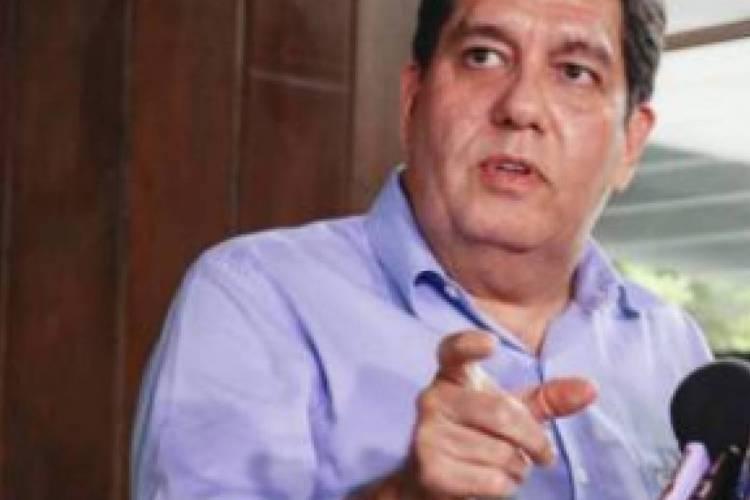 Secretário estadual da Saúde, Dr Cabeto (Foto: REPRODUÇÃO)