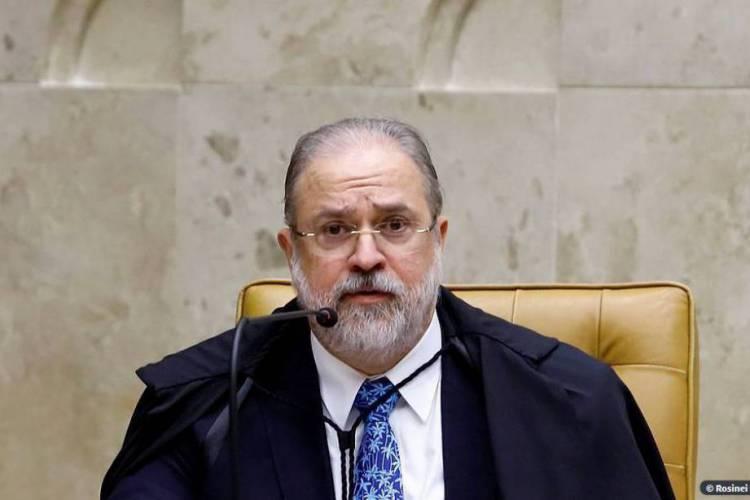 Augusto Aras, procurador-geral da República (Foto: AGÊNCIA BRASIL)