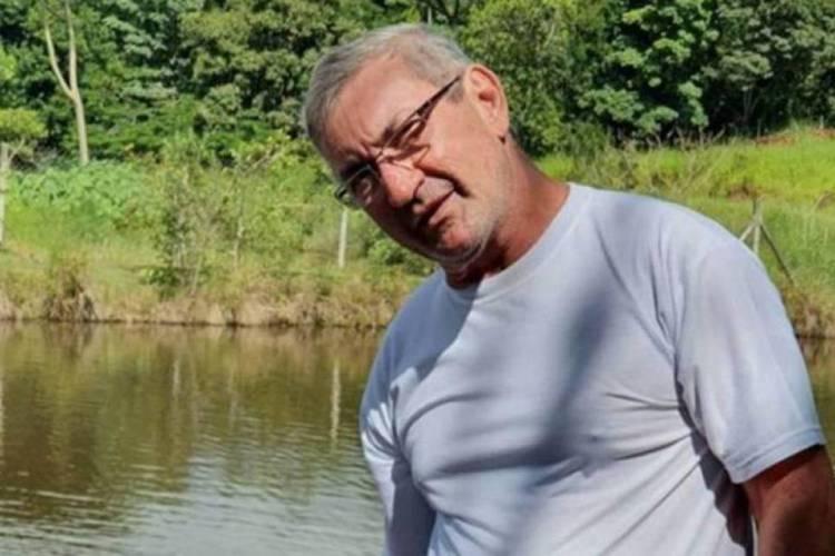 Wanderley Barros tinha 62 anos e era de Londrina, Paraná (Foto: Arquivo Pessoal)
