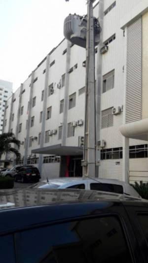 O Hospital Batista foi fundado em 1969 (Foto: Reprodução/Google Maps)