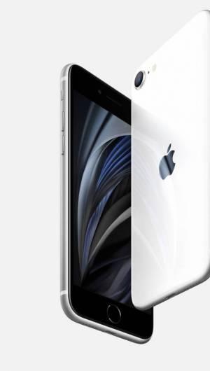Design do novo iPhone SE 2020