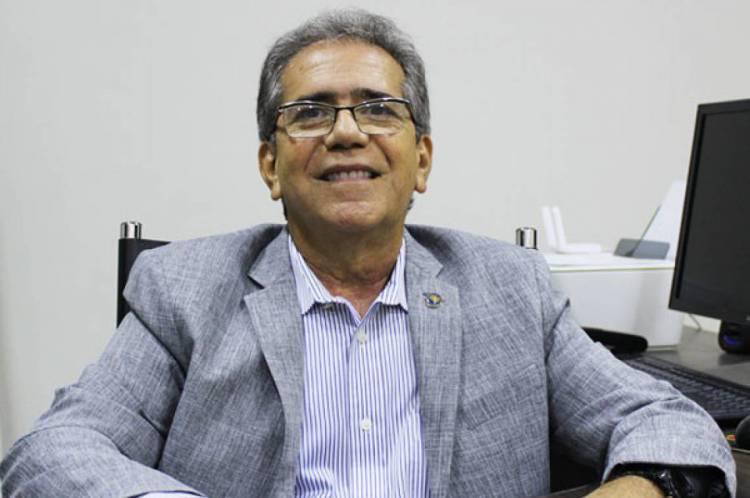 Presidente da Associação dos Delegados de Polícia do Ceará, Milton Castelo