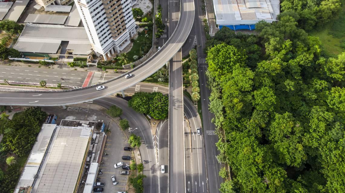 LEVANTAMENTO aponta as Regionais 5 e 1 como as que mais precisam de freio na circulação