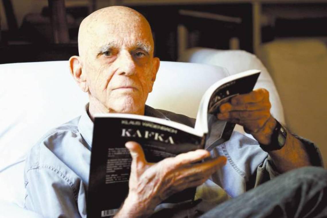 Rubem Fonseca escreveu dezenas de livros em vida