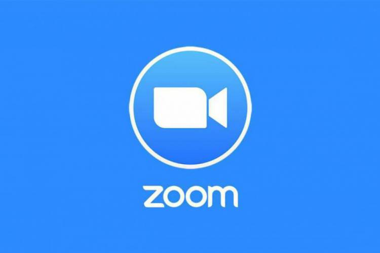 Logo do aplicativo Zoom