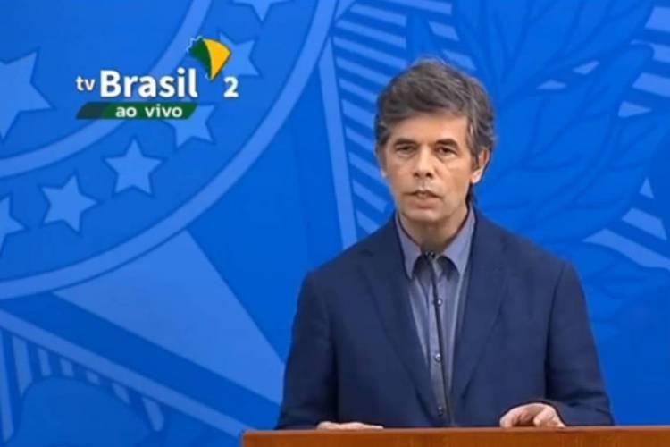 Nelson Teich substitui Mandetta no Ministério da Saúde (Foto: REPRODUÇÃO/FACEBOOK)
